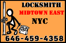 Locksmith-Midtown-East