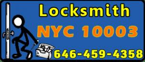 Locksmith-NYC-10003