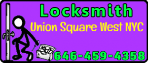 Eddie and Suns Locksmith Union Square West NYC