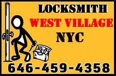 Eddie and Suns Locksmith West Village NYC