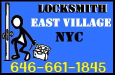 Eddie and Suns locksmith East Village Locksmith