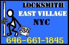 Eddie and Suns locksmith East Village Locksmith