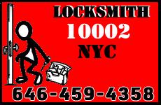 Eddie and Suns locksmith Locksmith NYC 10002