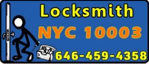 Eddie and Suns locksmith Locksmith NYC 10003